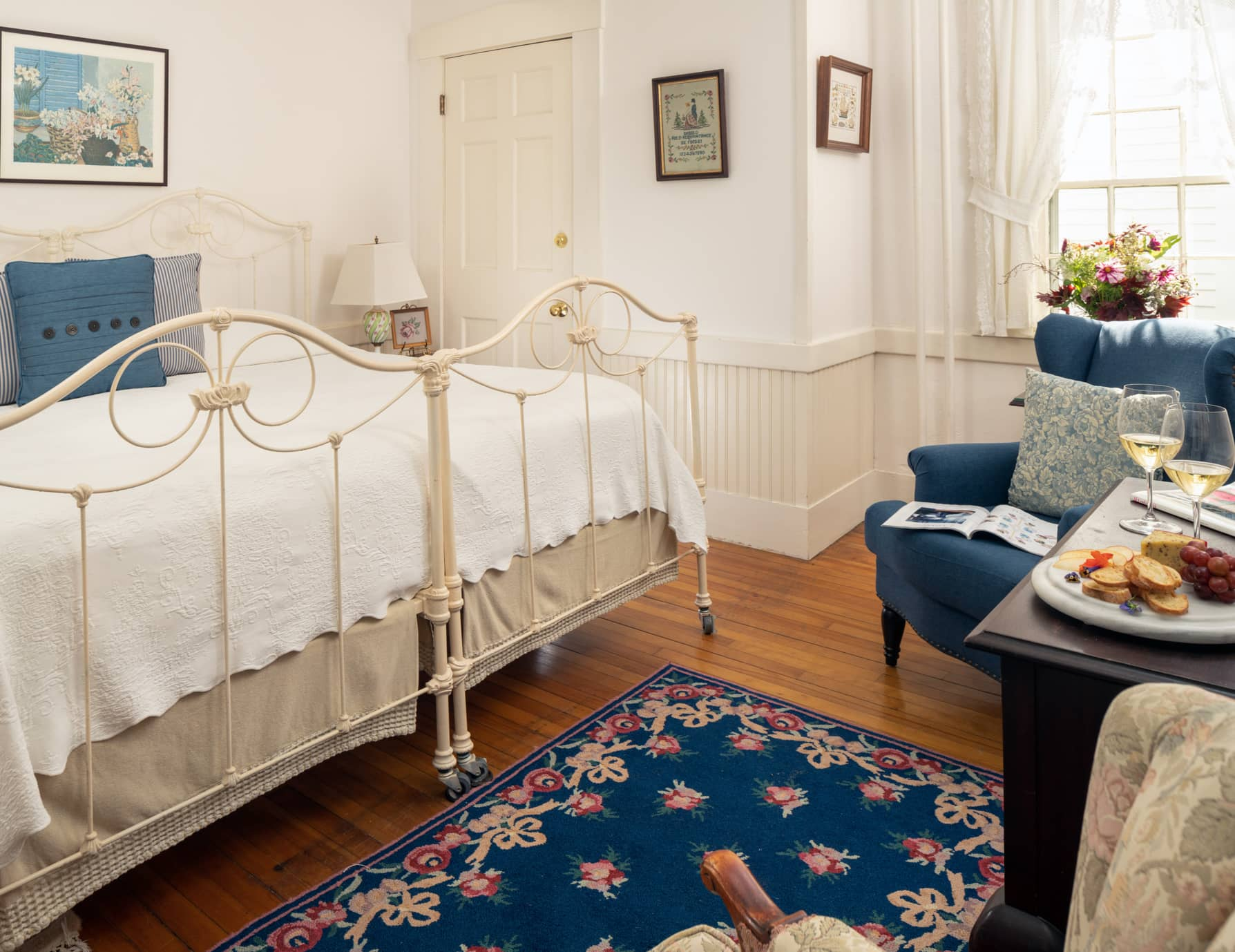 Room 1 at our bed and breakfast near Acadia National Park