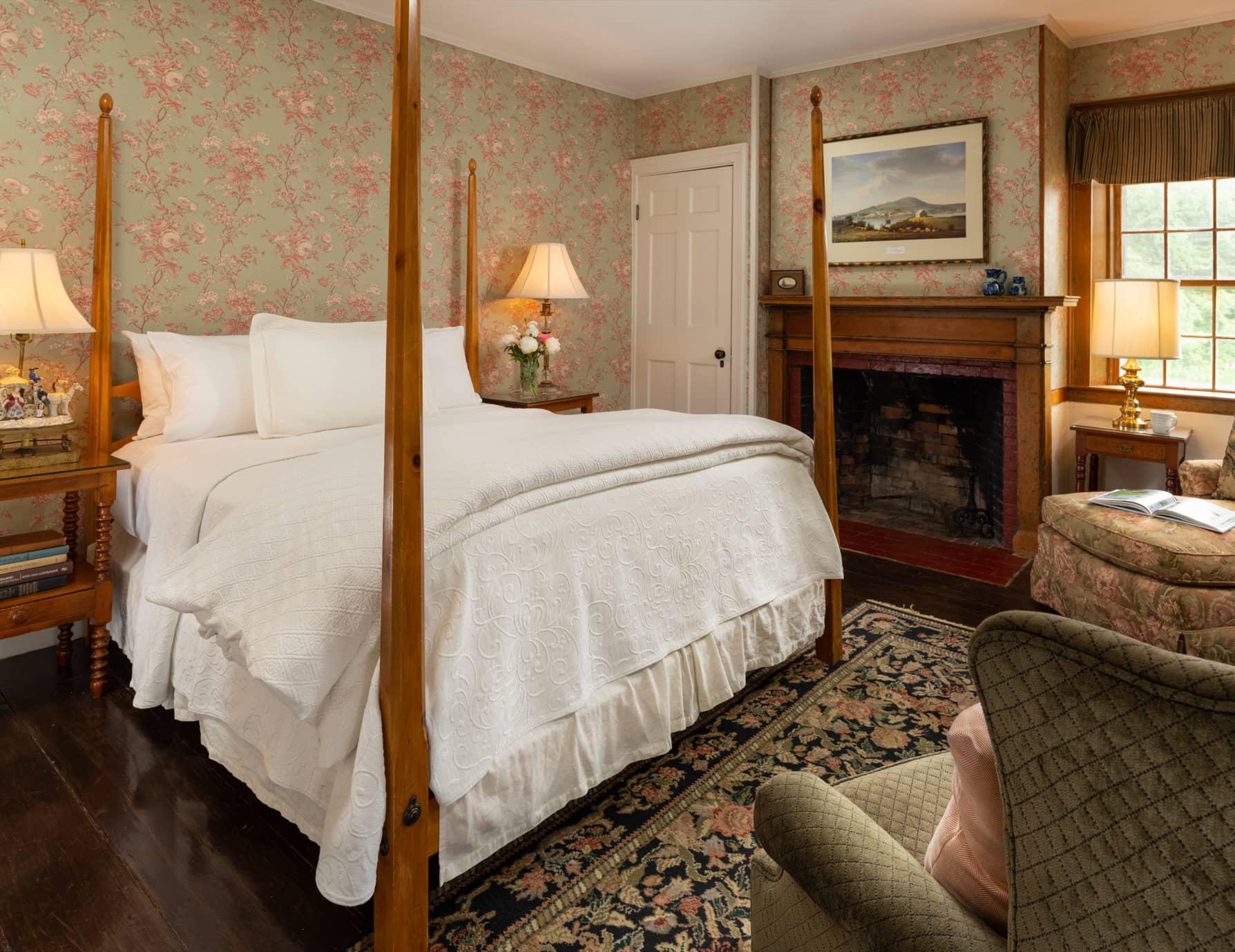 Room 11, a Maine Coast B&B Getaway