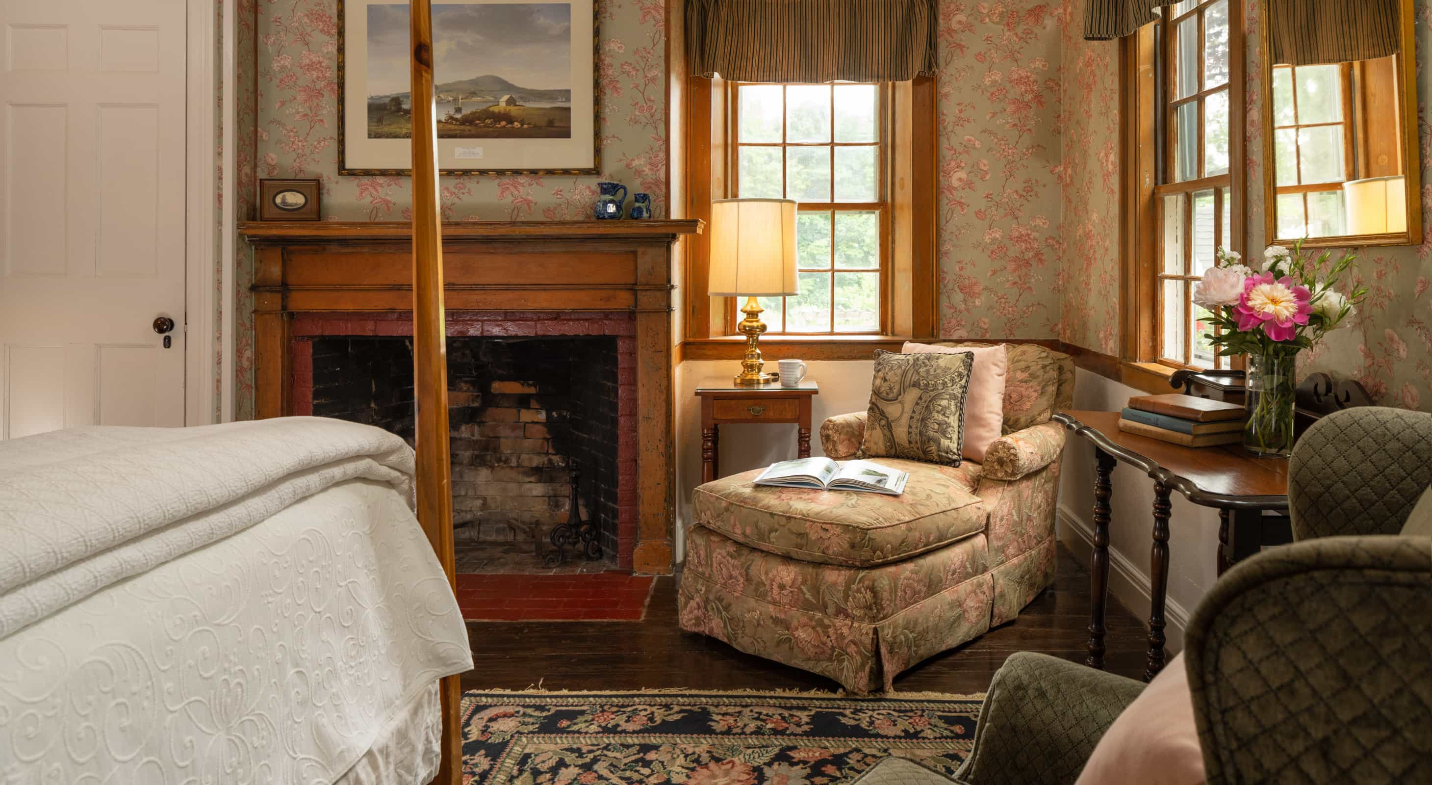 Room 11, a Romantic Coastal Maine getaway