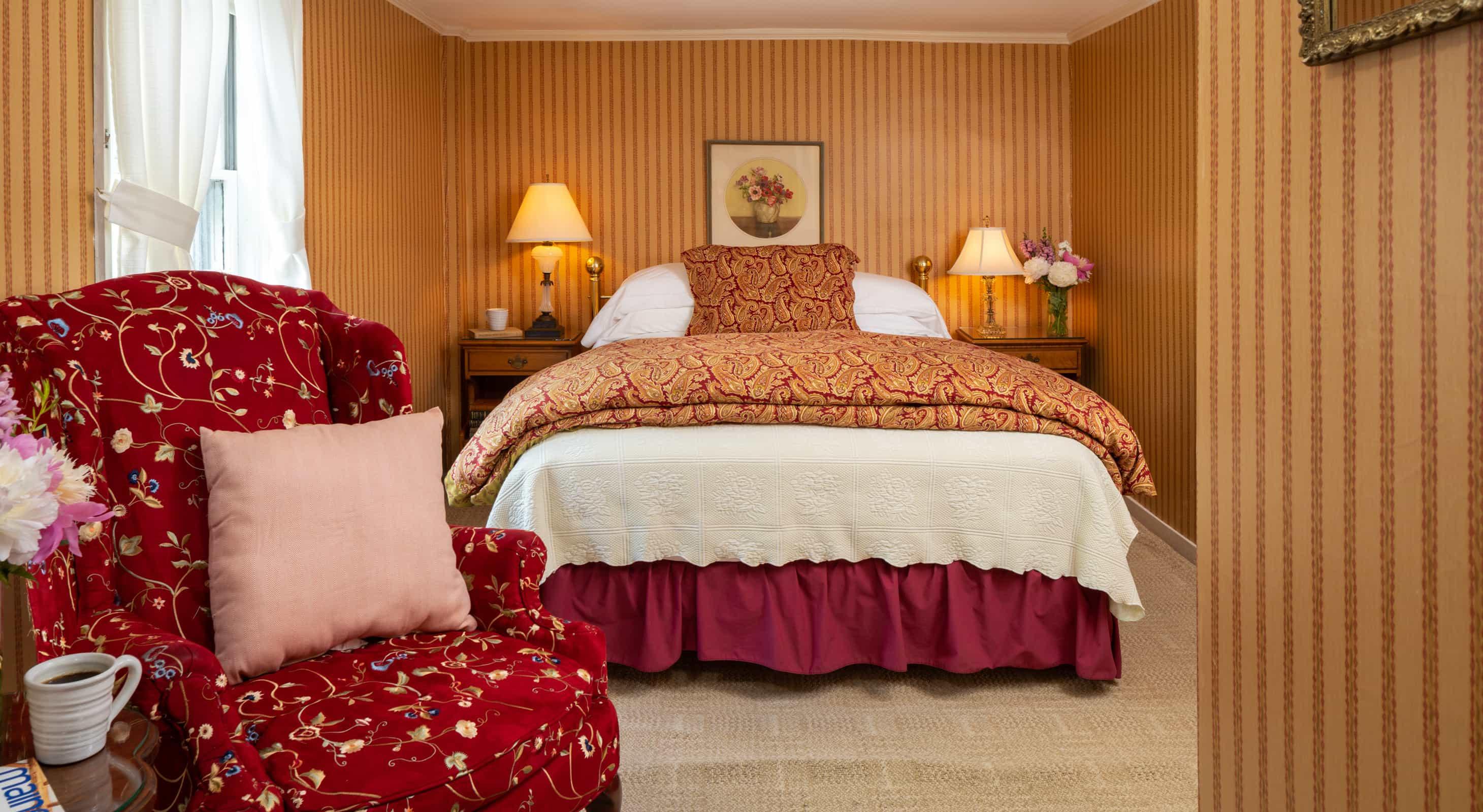 Room 7, Blue Hill, Maine Inn