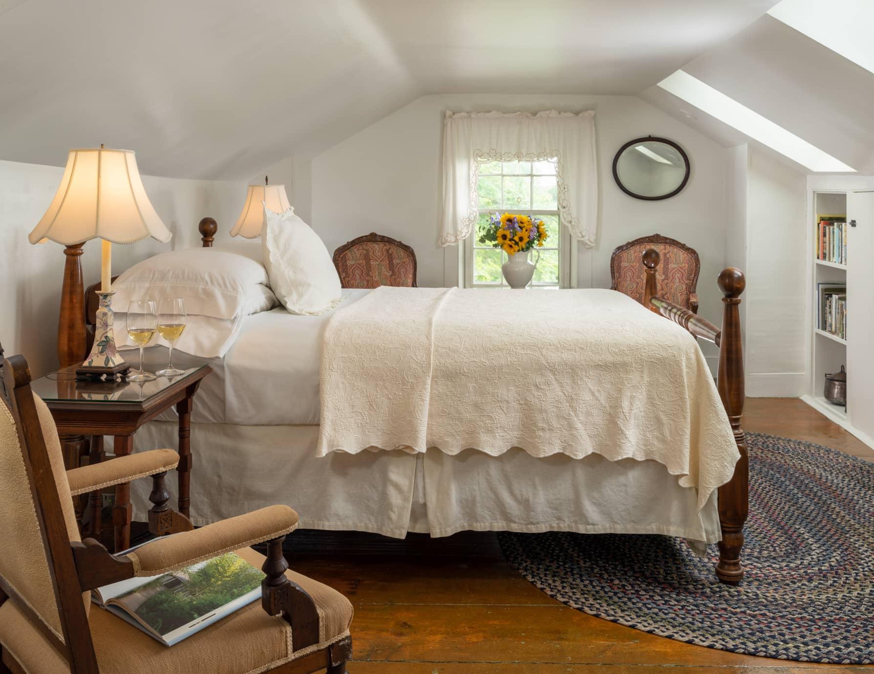 Room 9 at our Maine Coast Inn