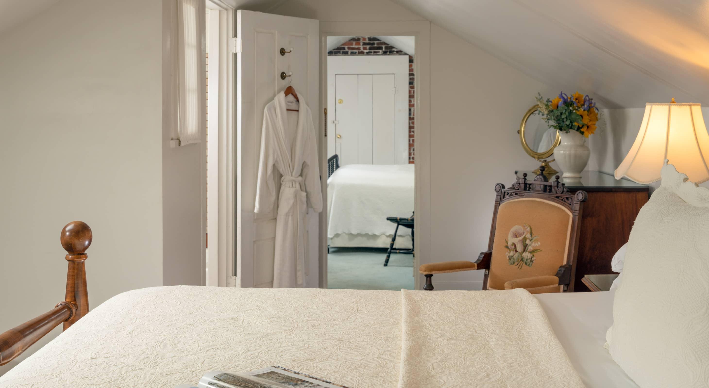 Room 9 at a Historic Maine Coast B&B