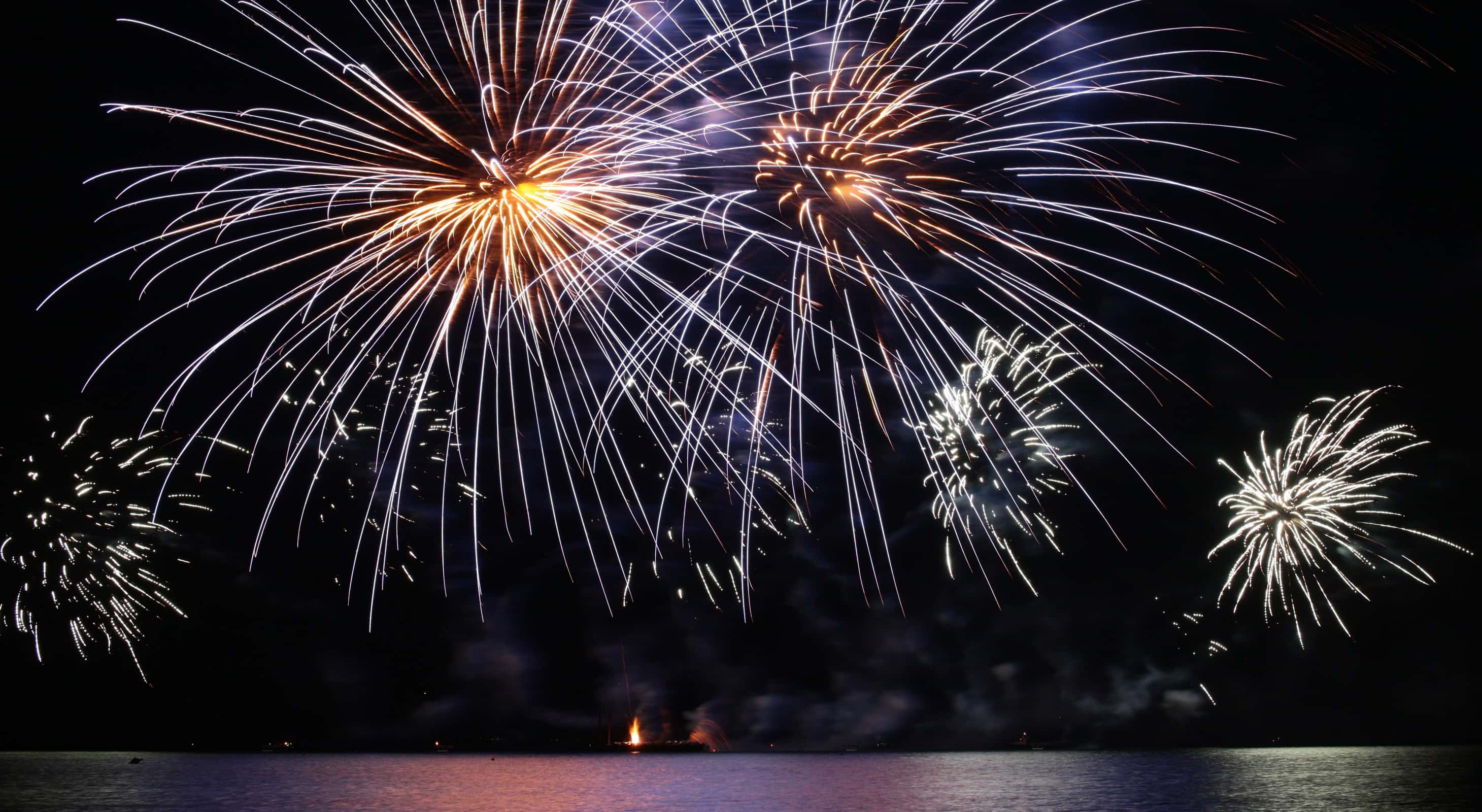Fireworks, an exciting DownEast Maine event